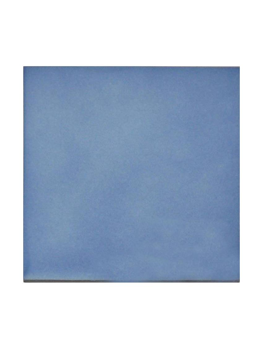 Carrelage mural bleu avignon 10x10 lot 9 m2 for Faience cuisine bleu