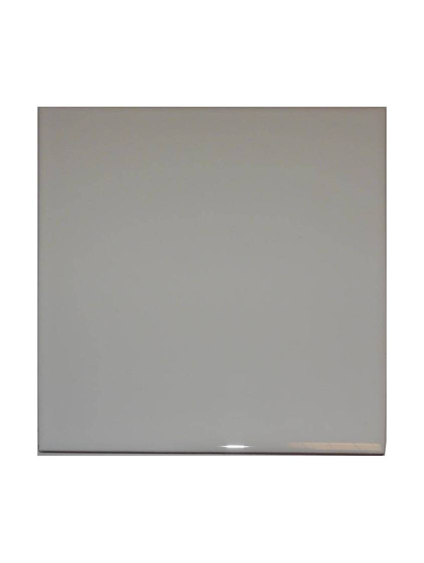 Carrelage blanc brillant 20x20 for Faience cuisine 20 x 40