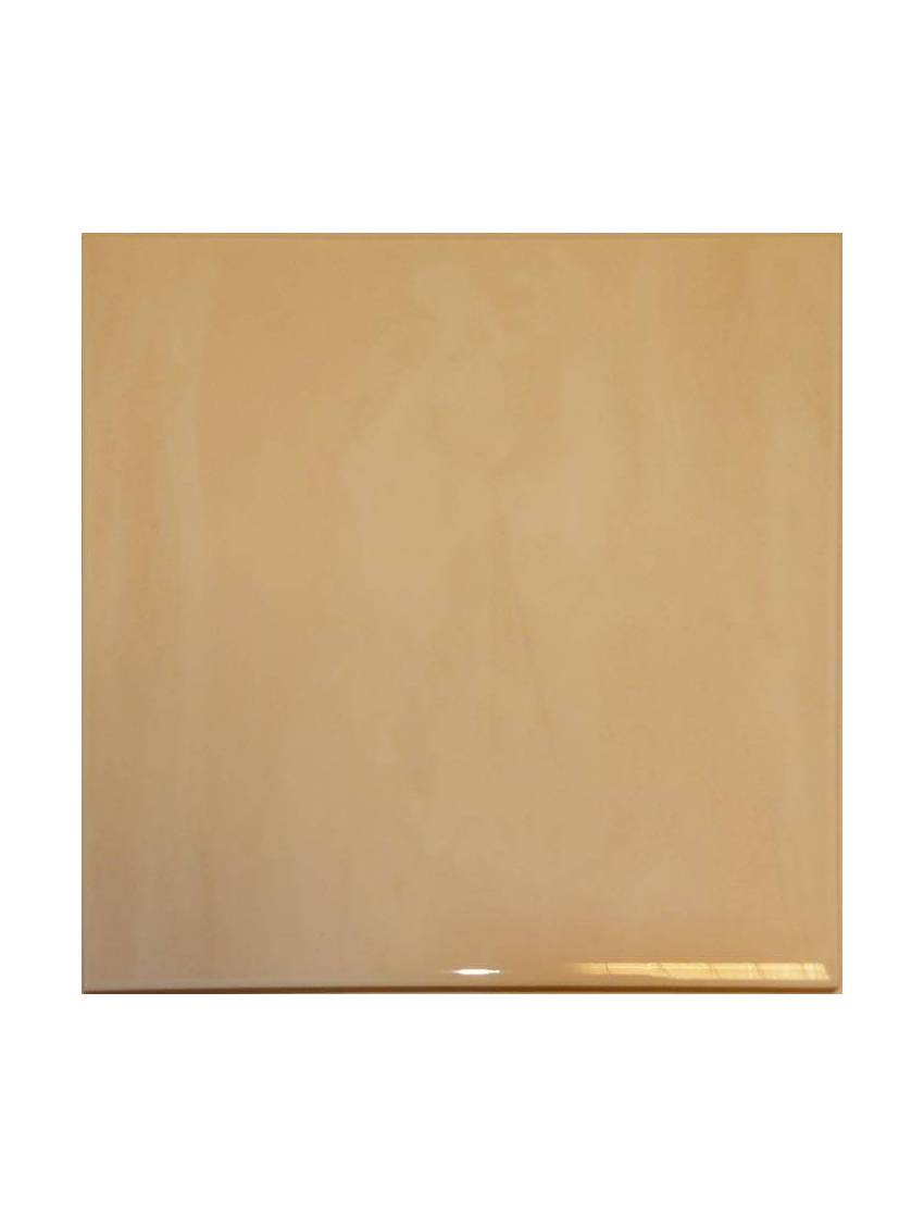 Carrelage mural beige marbre gres cerame 20x20 lux for Enlever carrelage mural video