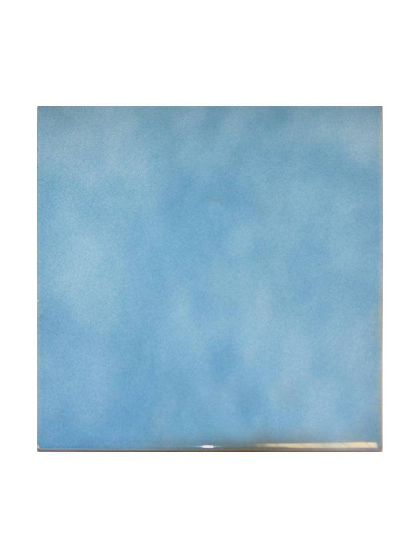 Carrelage mural bleu 20x20 lot 1 85 m2 for Carrelage mural bleu