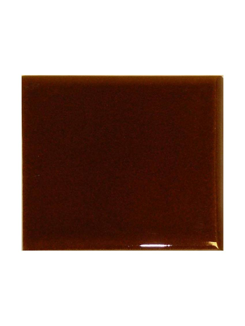 Angle droit ou gauche de finition marron 7 5x7 5 pour for Carrelage marron