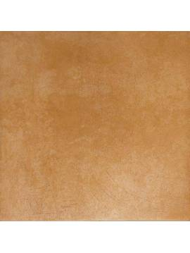Carrelage antidérapant orange rose 46x46 Ampurdan silex Keramia - Paquet 1,06 m²