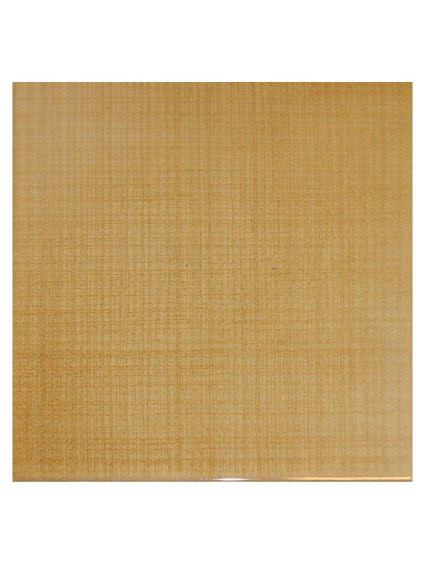 Faience beige imitation tissu 25x25 marco paquet 1 m2 for Carrelage 25x25