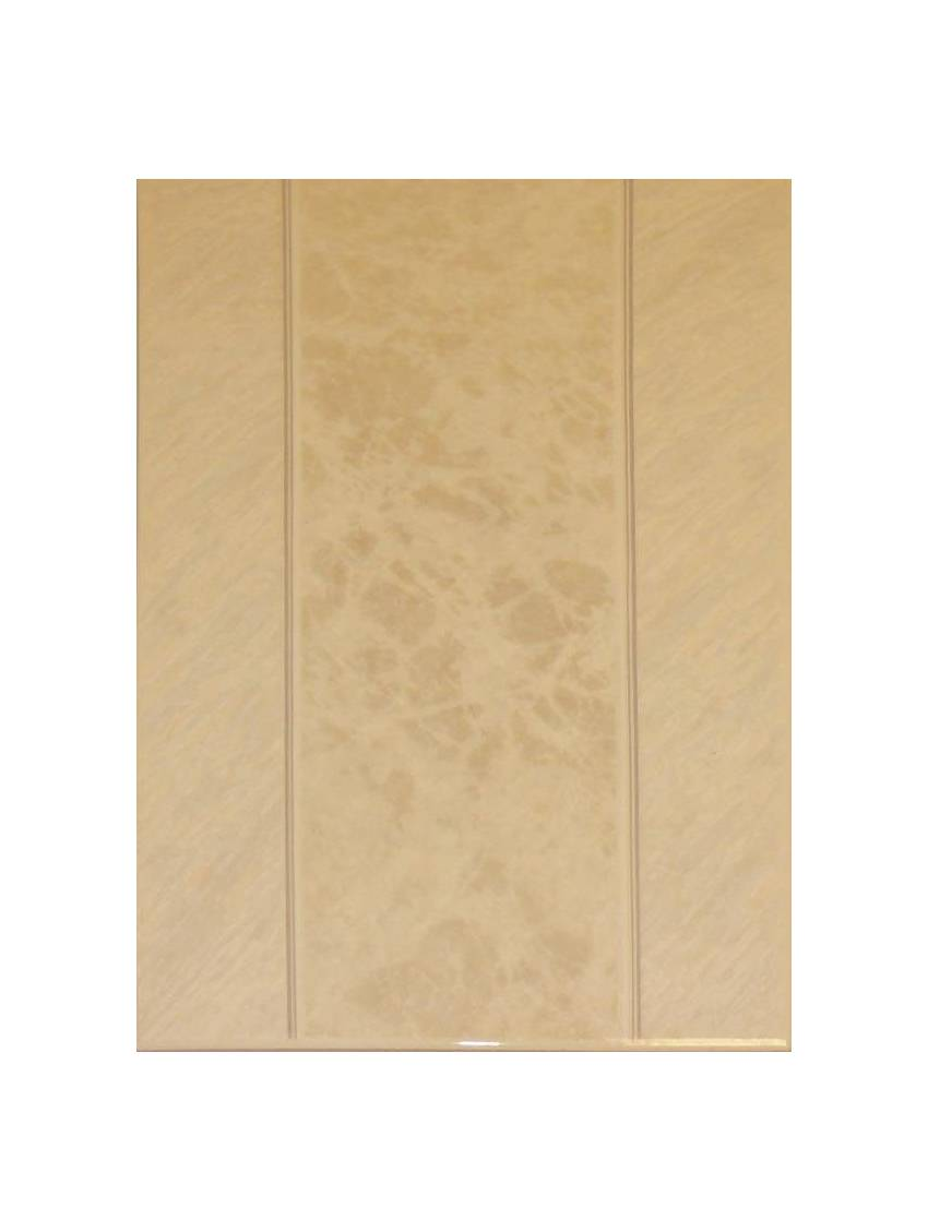 Decor carrelage blanc bleu gris marbre 20x33 keraben la piece for Carrelage bleu gris