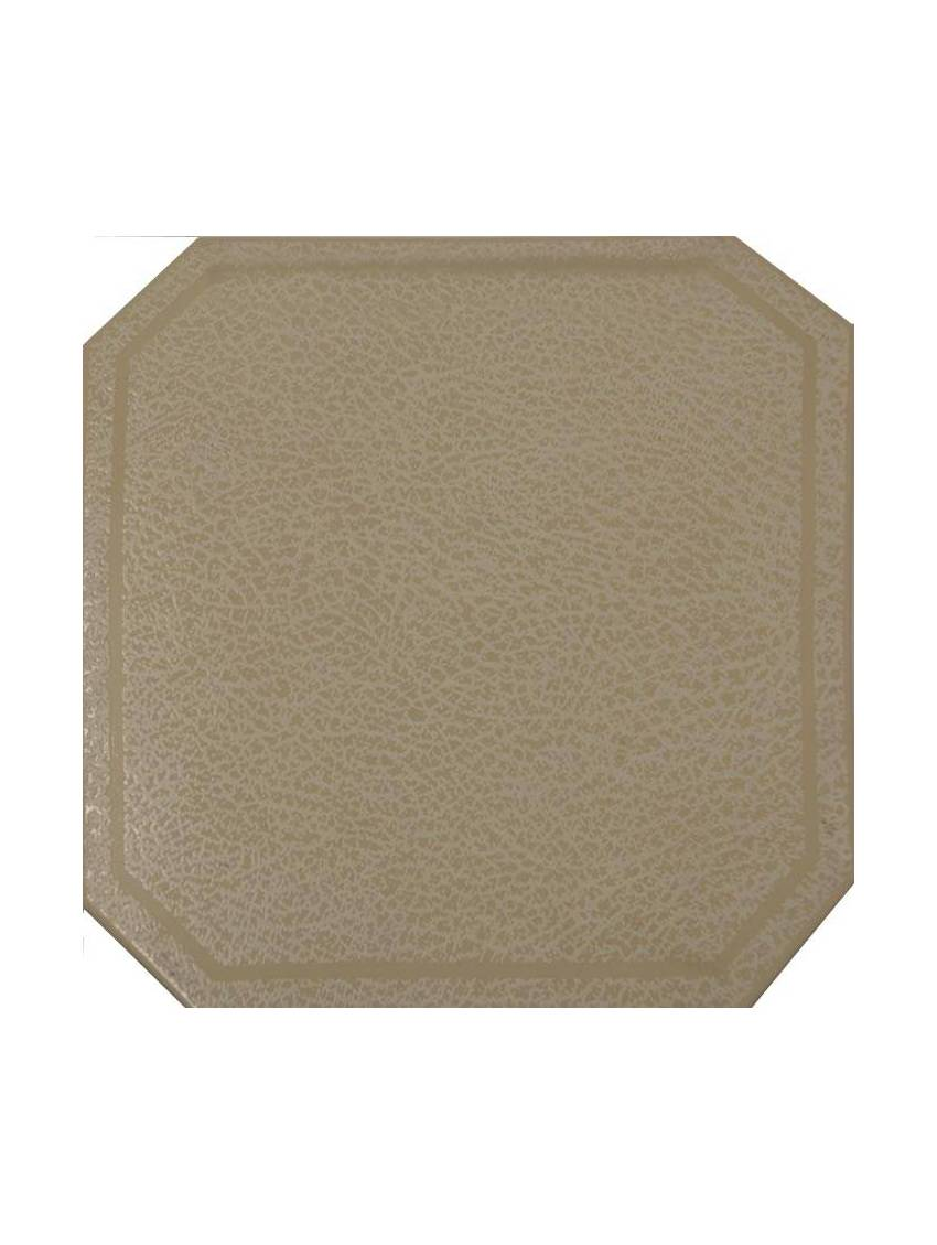 Carrelage octogonal beige brillant 31x31 pekin gn lot 2 for Carrelage octogonal
