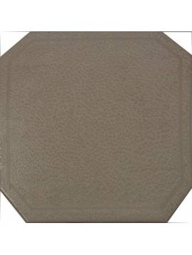 Carrelage octogonal gris 31x31 GN - Lot 6,25 m2