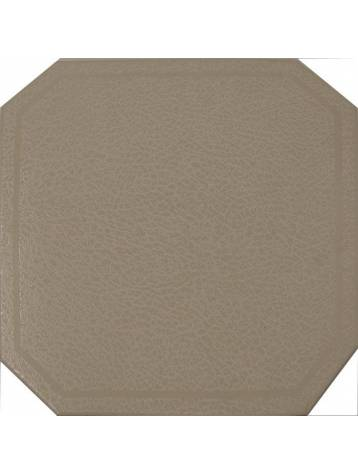 Carrelage octogonal gris taupe 31x31 gn lot 6 25 m2 for Carrelage gris taupe