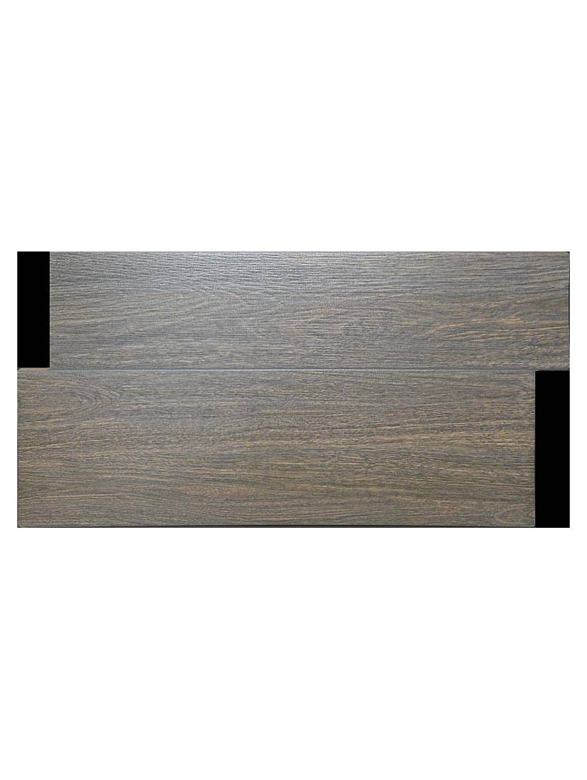 Carrelage imitation bois marron madeira paquet 1 for Carrelage sol imitation bois