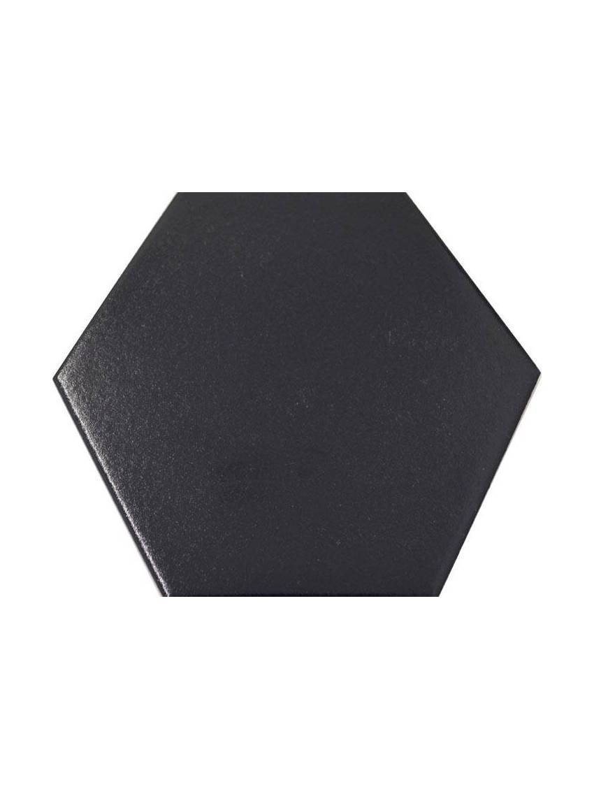 carrelage hexagonal bleu 13 2x15 2 tomette la piece. Black Bedroom Furniture Sets. Home Design Ideas