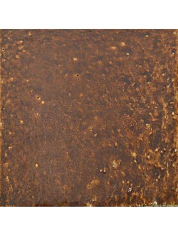 Carrelage marron brillant 25x25 longchamp ceralave la piece for Carrelage 25x25