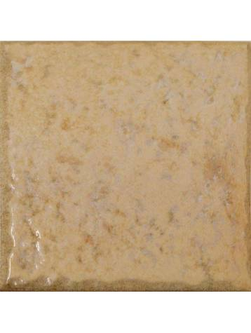 carrelage mural beige cotto 10x10 sahara lot 1,10 m2