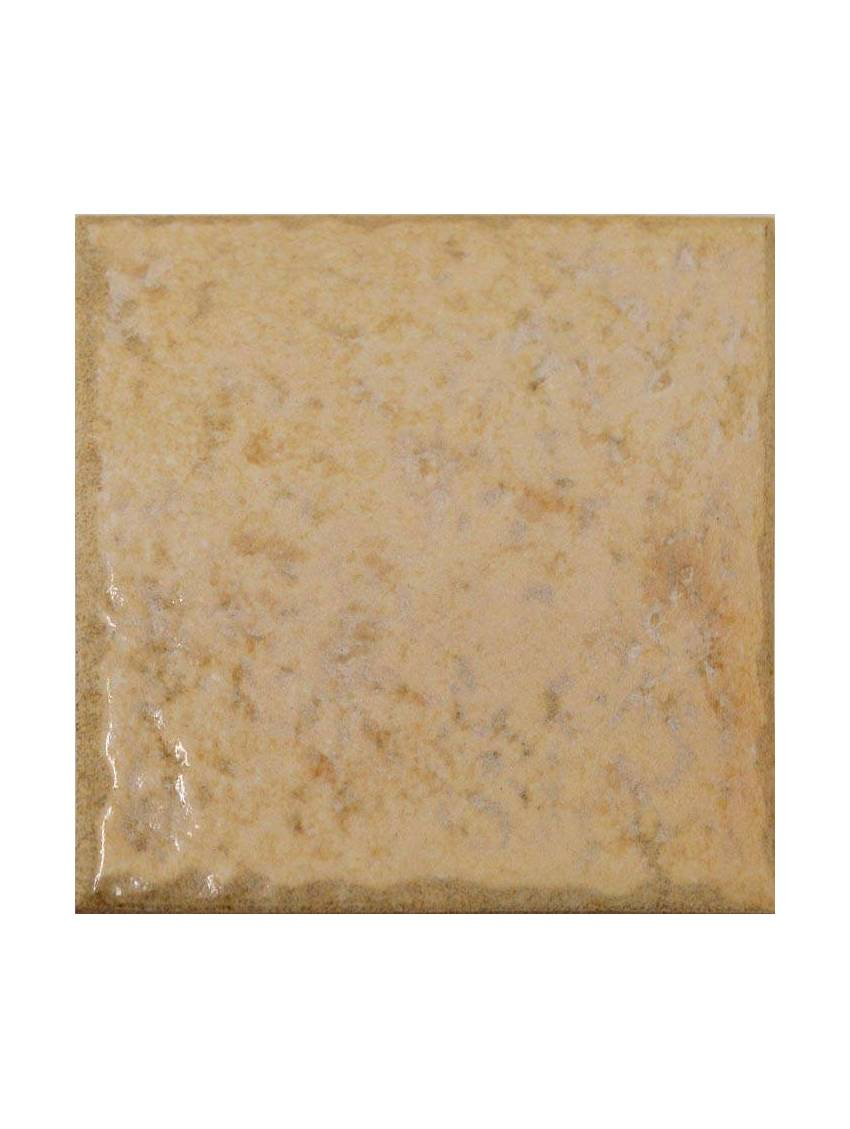 Carrelage mural beige cotto 10x10 sahara lot 1 10 m2 for Carrelage mural 10x10
