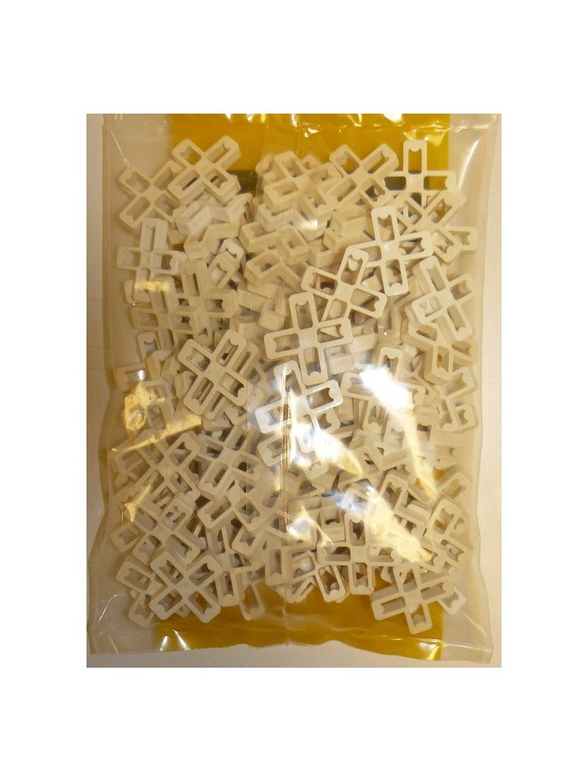 Croisillons carrelage 8 mm sachet 100 pieces for Croisillons carrelage