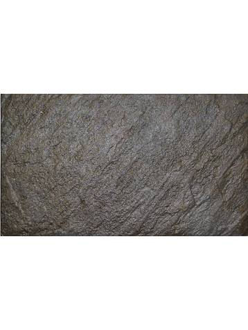 Carrelage imitation ardoise gris anthracite 26 3x47 5 for Carrelage gris anthracite salissant