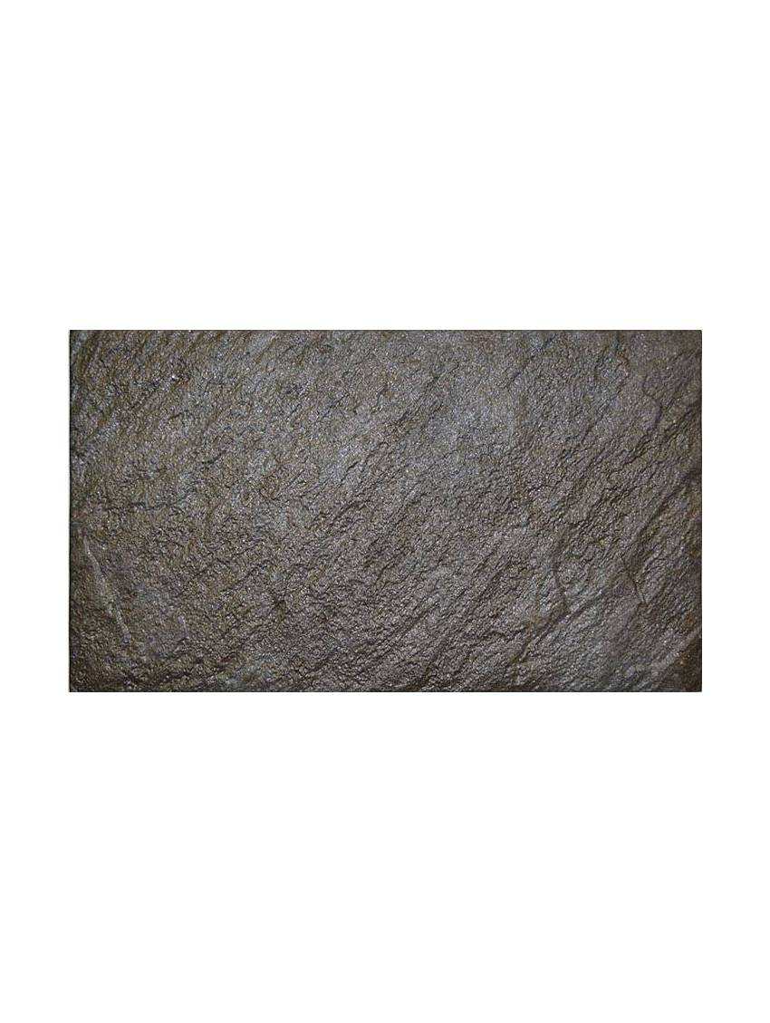 Carrelage imitation ardoise gris anthracite 26 3x47 5 for Carrelage gris anthracite