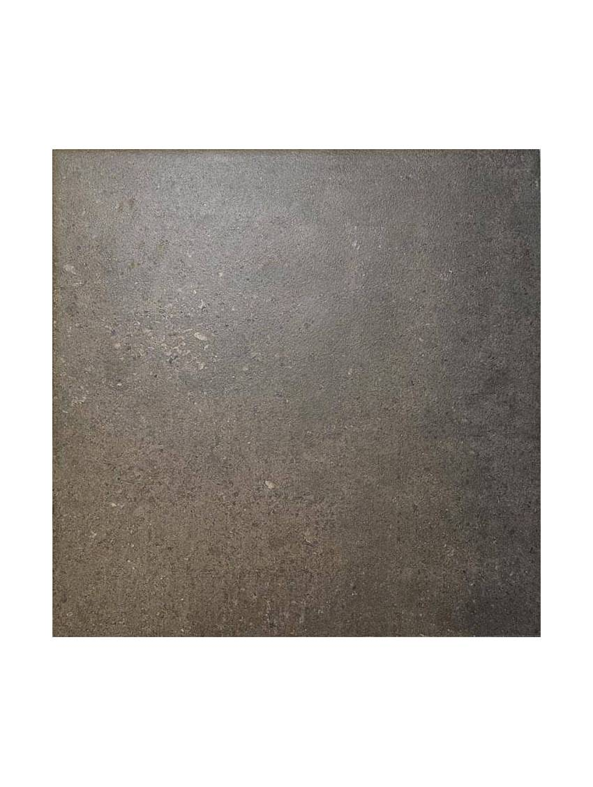 Carrelage imitation beton gris anthracite 60x60 cerlat for Carrelage gris anthracite