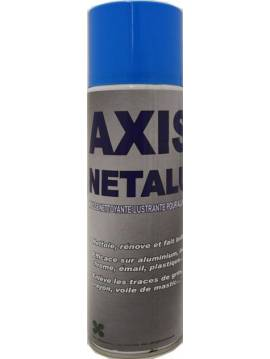 Nettoyant alliage alu inox chrome Axis Netalu mousse – Aérosol 500 ml