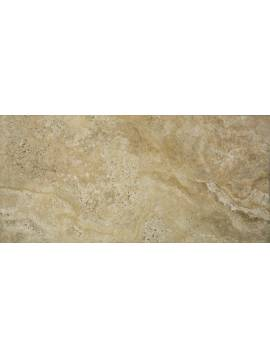Carrelage travertin beige imitation 30x60 Platera Scavo - Paquet 1,44 m2