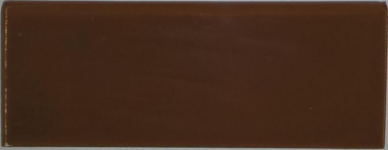 Plinthe Marron Brillante 20x7 5 La Piece