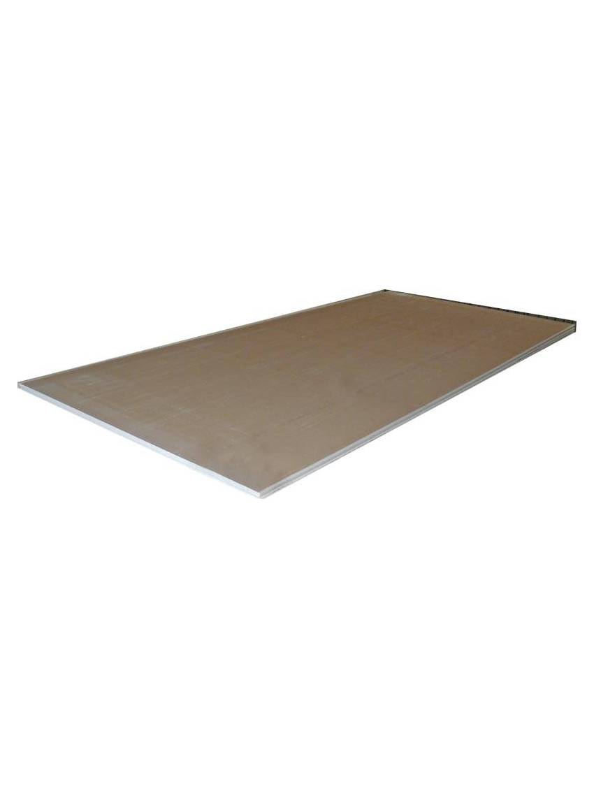 Placo ba13 2500x1200 la plaque 3 m2 for Plaque de platre placo